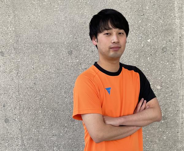 板倉コーチ